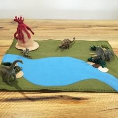 Dinosaur World A