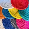 Crochet Face Scrubbies - Single