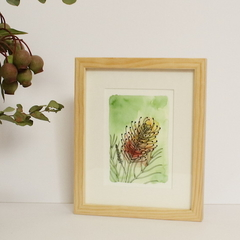 "Australian Flora Fine Art Print - 5""x 7"" - select print design"