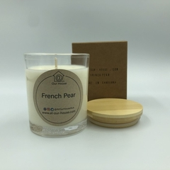French Pear Soy Candle