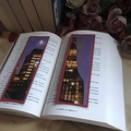 London Bookmarks - Upcycled from Expired Calendars - Set of 2 Bookmarks