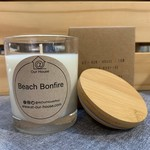 Beach Bonfire Soy Candle
