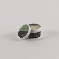 Pine Grove Medium Candle Tin