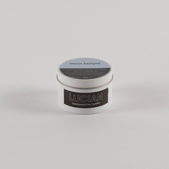 Sweet  Juniper Medium Candle Tin