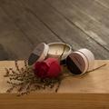 Dusty Rose Medium Candle Tin
