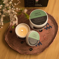 Lime & Coconut Small Candle Tin