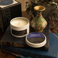 Mulberry & Sandalwood Small Candle Tin
