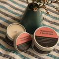 Watermelon & Eucalyptus Medium Candle Tin