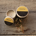 French Pear Medium Candle Tin