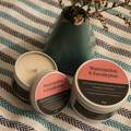 Watermelon & Eucalyptus Small Candle Tin