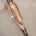 Inlay tennis stylus pen