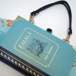 Jane Austen Novel Bag - Emma - Bag made from a book