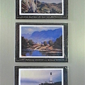 Third Set of 3 Mini Australian Masterpieces Fridge Magnets