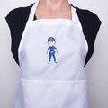 Kids Embroidered Occupations Aprons