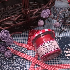 Red Riding Hood Inspired Soy Candle