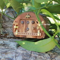 Mountain Cabin Style Fairy Door