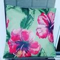 Australian - Hibiscus print
