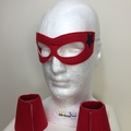 ~ Superhero Mask & Cuff Set ~ READY TO POST ~