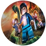 Edible Harry Potter Lego Rice Paper Cake Topper