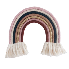 Adore Rainbow Wall Hanging