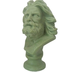 Beard Man Candle: Olive