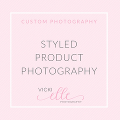 Styled Product Photography - Five Photos