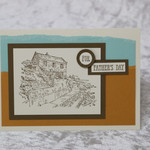 Scenery Card for Dad
