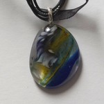 Boxed Glass Pendant
