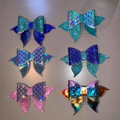 Mermaid Hair Bows