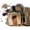 Personalised Resin Chopping Board - Custom Resin Art Wooden Chopping Board - Eng