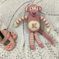 Cheeky Monkey Softie / Plush / Cuddly Toy / Custom
