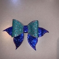 Mermaid Hair Bows