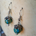 Beautiful Stone Earrings