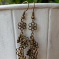 Beautiful Daisy Chain Earrings