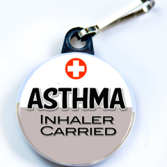 ASTHMA - Inhaler Carried