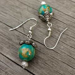 Beautiful Stone Earrings