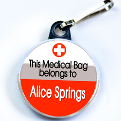 MEDICAAL BAG - Personalised