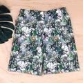 Size 3 - Shorts - Jungle Animals - Boys - Retro - Cotton