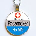 PACEMAKER - No MRI Necklace