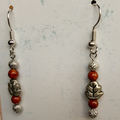 Autumn Leaf Earrings
