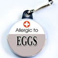 ALLERGIC TO EGG