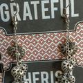 Trio of Hearts Earrings
