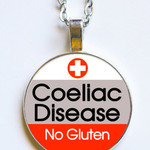 COELIAC DISEASE - Necklace
