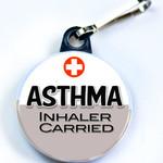 ASTHMA - Inhaler Carried