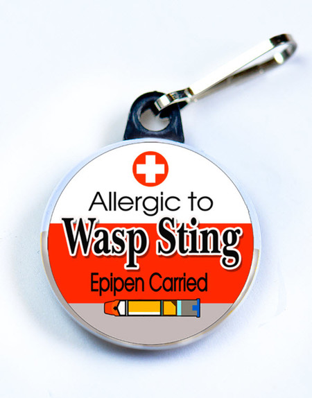 ALLERGIC TO WASP STING & EPIPEN