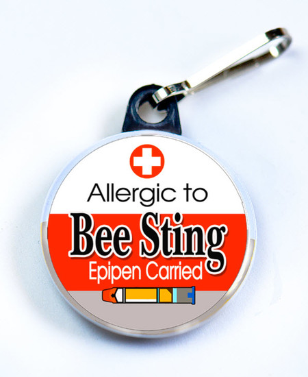 ALLERGIC TO BEE STING & EPIPEN