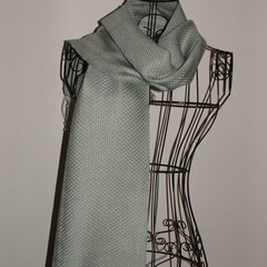 Green Tencel Scarf