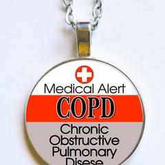 COPD Necklace