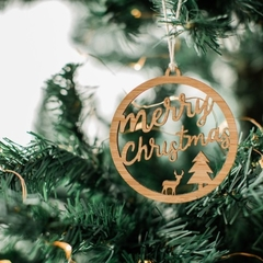 Christmas bauble, Merry Christmas Christmas bauble, Christmas tree decoration, c