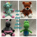 Pig: READY TO POST,  Crochet Toy, Boy Gift, Girl Gift
